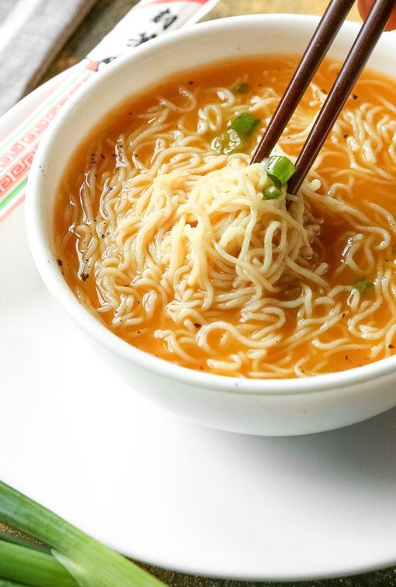 Keto Ramen Soup | The BEST Low Carb, Easy, Ramen Soup
