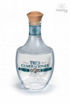 Sauza Tres Generaciones Tequila Plata - Tequila Reviews at TEQUILA.net