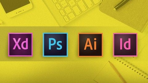 Adobe Cc Masterclass Photoshop Illustrator Xd Indesign Learning Graphic Design Indesign Graphic Design Programs