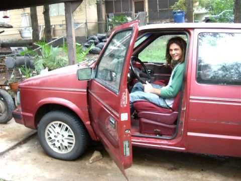 More About Dodge Caravan Local Dodge Caravan Turbo Turbo Minivan