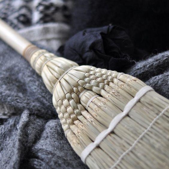 japanese broom. I love Brooms!!