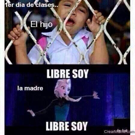 Memes Regreso A Clases, Humor GráFico, Humor Frases, Frases De, Libre Soy, De Buen, De Mujeres, Jajaja, Imagenes Comicas