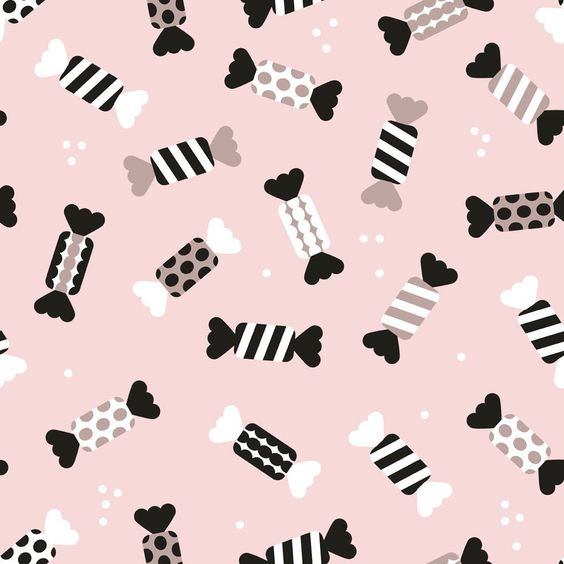 #candy #paper #birthday #party #illustration #surfacepattern #fabric #fabricdesign #textile #fashion #wedding #pink #littlesmilemakers