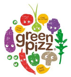 Green Pizz -trop bon!