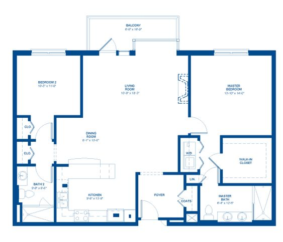 House plans retirement and compact on pinterest 1500 sf house plans