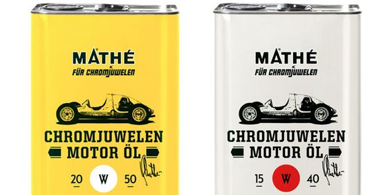 Motor oil tailored to classic engines.