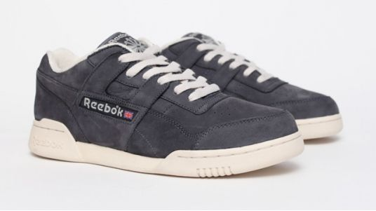Reebok - Workout Plus Vintage - Grey