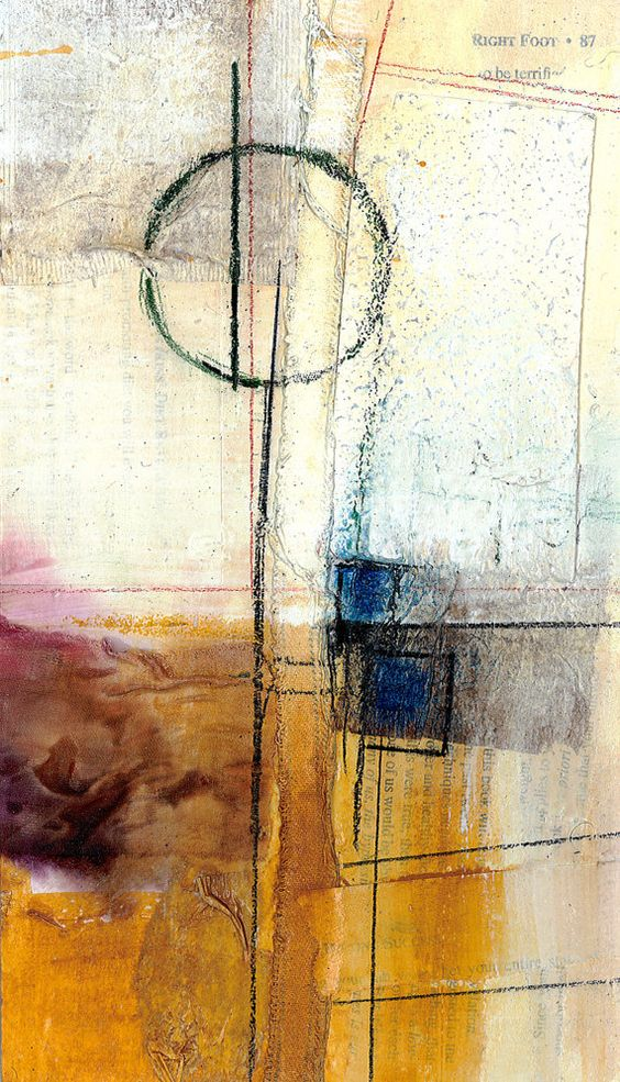 Abstract watercolor art, Mixed media and Abstract on Pinterest