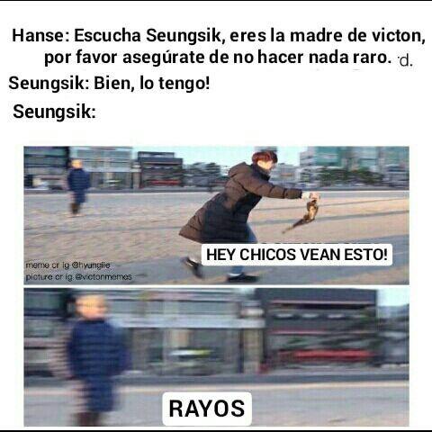 Memes De Victon Memes Memes En Espanol Humor
