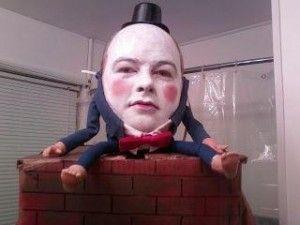 Humpty Dumpty Costume Ideas
