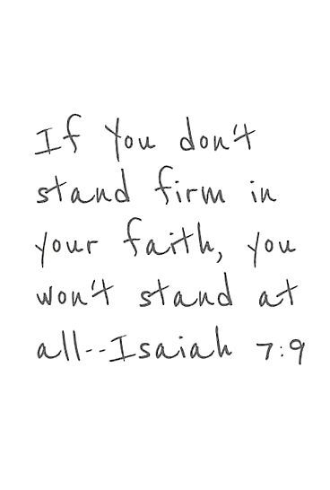 This is very true!!! We must act in our faith!!!! The way our wonderful Jesus would!!                                                                                                                                                     More