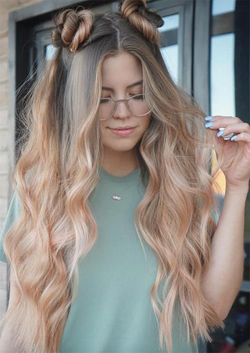 53 Brightest Spring Hair Colors Trends For Women Spring Hair Color Spring Hair Color Trends Hair Styles