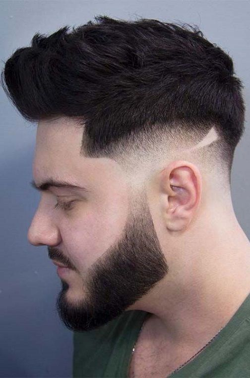 30 Coolest Hairstyles For Men 2018 2019 Pics Bucket Beard Styles Short Trimmed Beard Styles Beard Styles