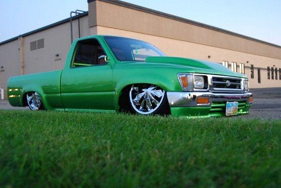 1992 Toyota Pickup 1 Or Best Offer 100475494 Custom Mini Truck Classifieds Mini Truck Sales Mini Trucks Dropped Trucks Lowrider Trucks