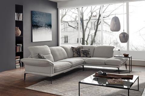 Die besten 25+ Schillig sofa Ideen auf Pinterest   Ledersofa ...