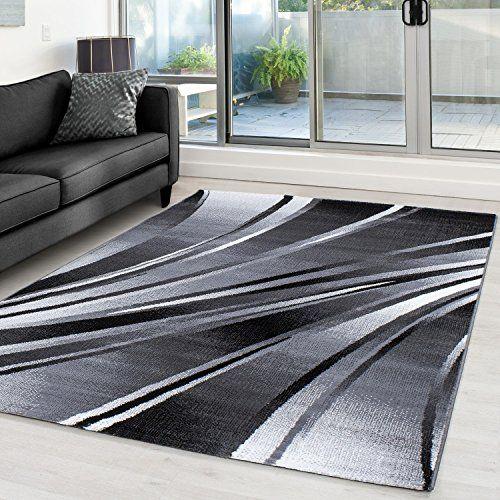 tapis de salon design moderne