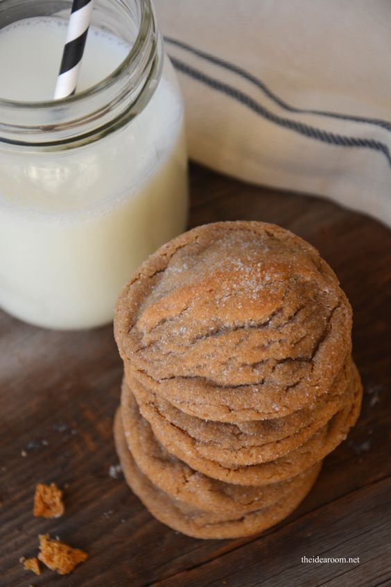 Snickerdoodle recipe from the great cookie