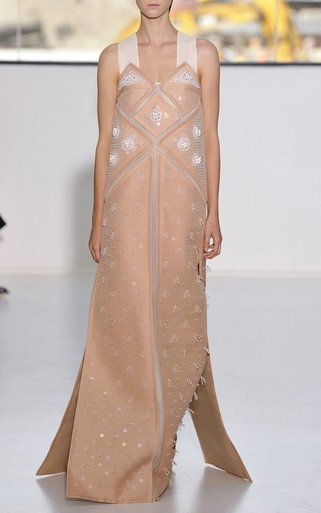 Delpozo Spring/Summer 2015 Trunkshow Look 27 on Moda Operandi