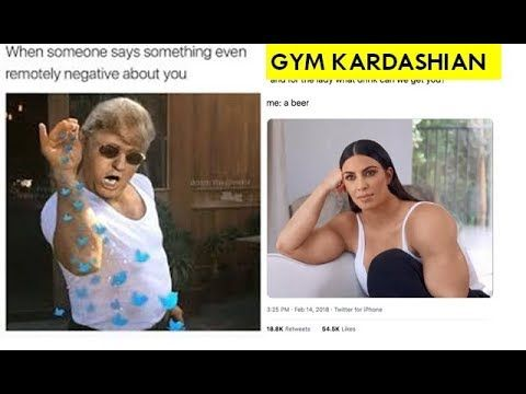 100 Most Viewed Memes Of 2018 Only Legends Will Find It Funny Level 999 Youtube Funny Kardashian