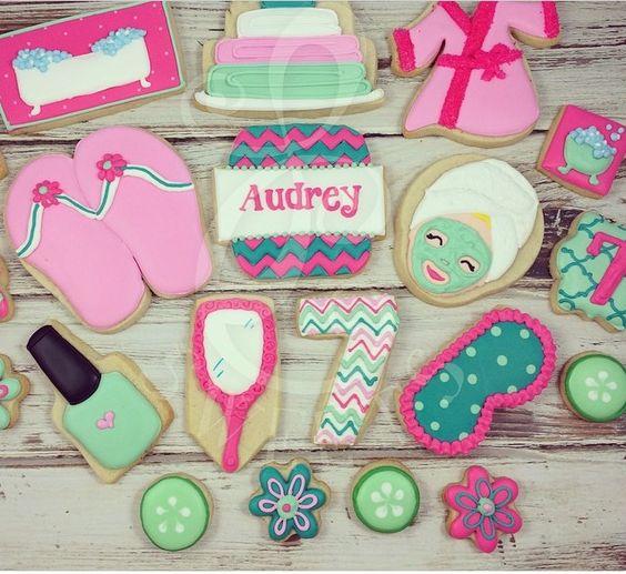 Cute Cookie Cake Ideas