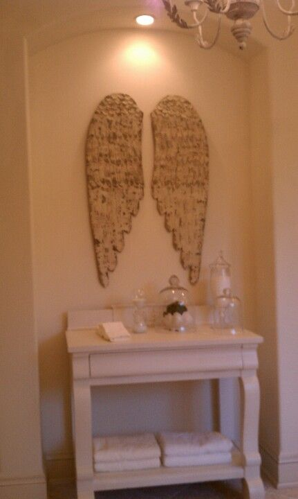 Angel Wing Bathroom Decor Lovely And Original