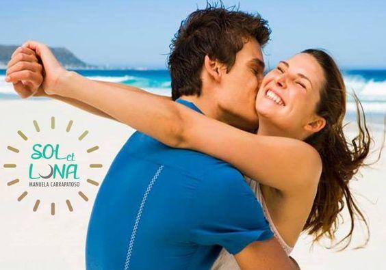 Sabendo que as manifestações de afeto provocam sensações agradáveis e fazem bem à saúde, o Sol et Luna aconselha para este fim de semana muitos beijos, abraços e carinhos.......