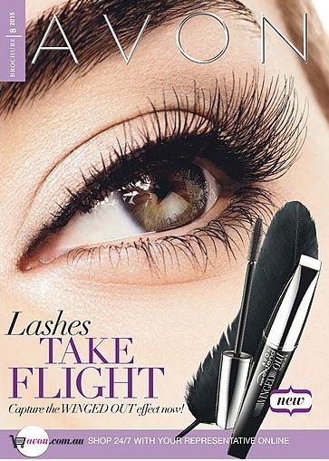 Avon Brochure c#8 - 2015 http://shop.avon.com.au/store/favourites