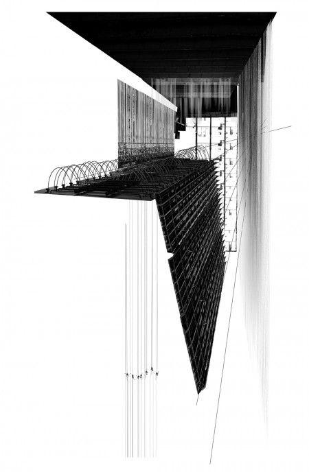 nicholas szczepaniak - defensive architecture, 2012