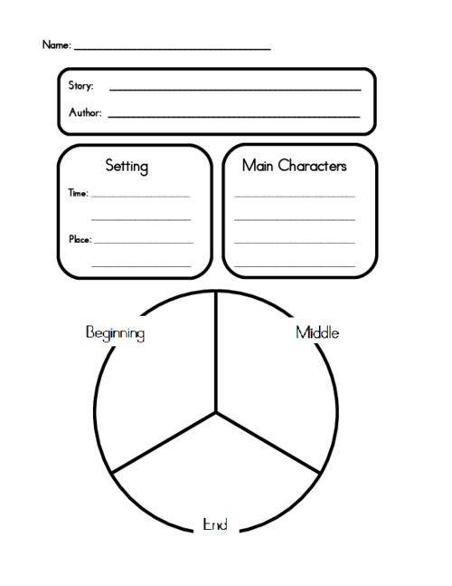 Simple Story Review Worksheet | Free Printable Worksheets ...