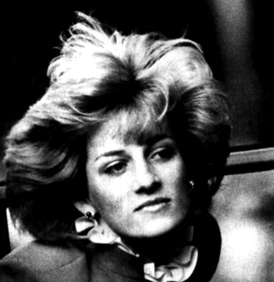 Princess Diana-all that hair and we never truly saw the full glory of it after harry's birth; such a shame
