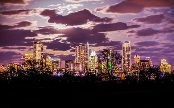 Austin, Texas. Y'all.