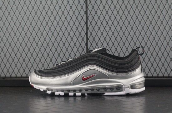 Nike Air Max 97 QS B Sides White Varsity Red AT5458 100