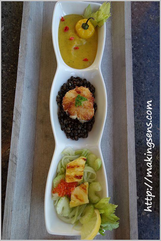 Vorspeisentrio   Amuse Gueule   Gruß aus der Küche mit - gruß aus der küche rezepte