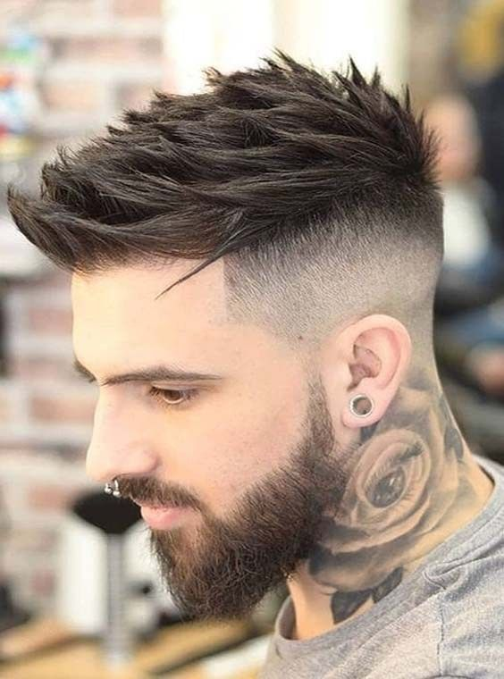 Coolest Short Hairstyles & Haircuts for Men in 2018   Cool ...