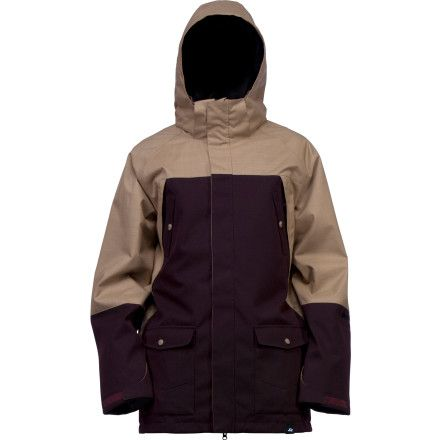 RideBallard Insulated Jacket - Men's