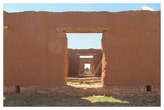 Fort Union....New Mexico