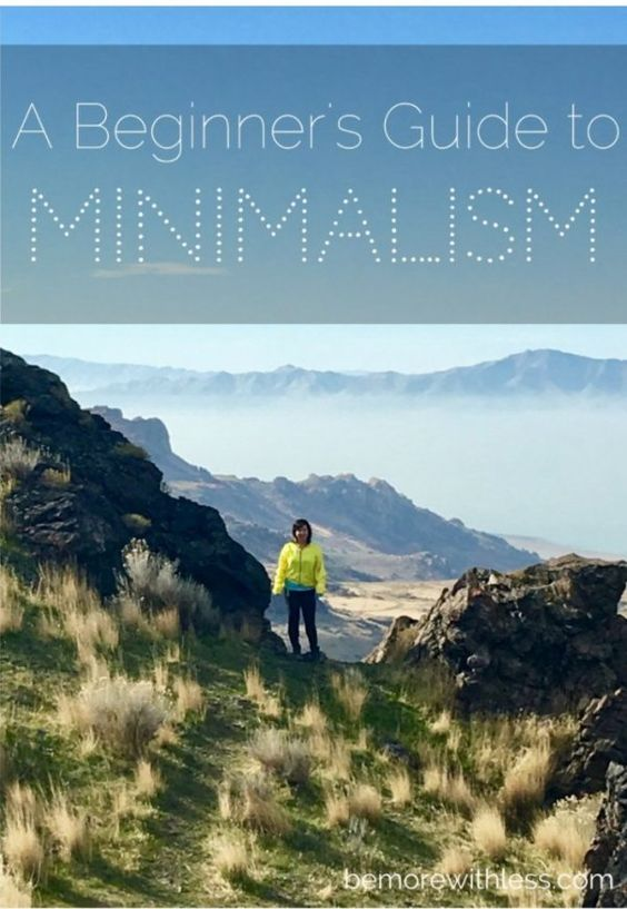A Beginner's Guid to Minimalism