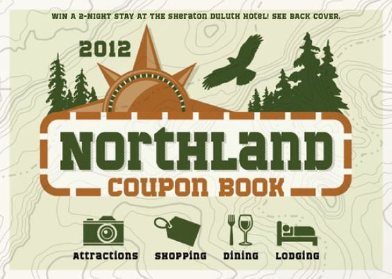 Lake county coupon book
