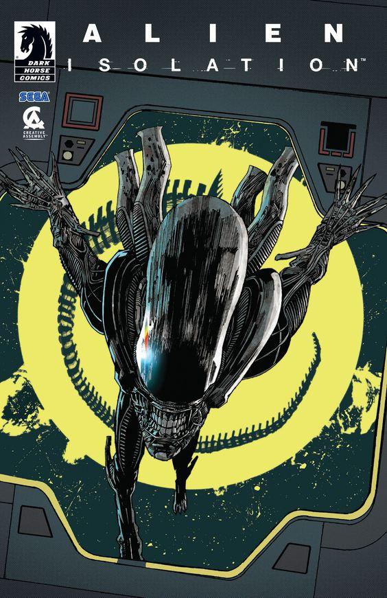Alien: Isolation (Comic)