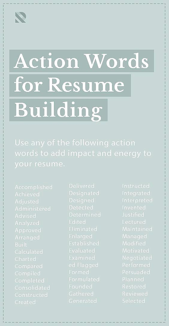 55 Top Resume Tips No Experience In 2020 Resume Action Words Resume Writing Tips Resume Words
