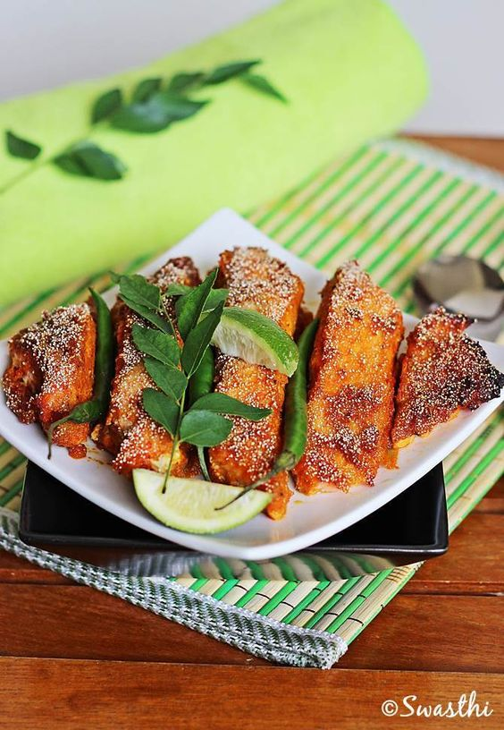 Baked fish indian style and indian on pinterest for Baked fish seasoning