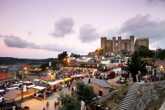 Óbidos regressa ao mundo medieval | SAPO Lifestyle