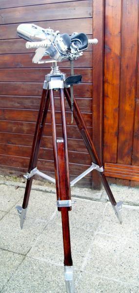 Binoculaire Grande Jumelles Observation Zeiss 12x60 WWII German