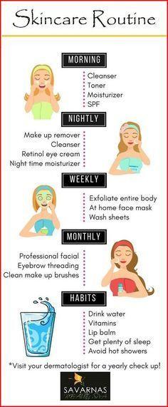 Skin Care Tips Do Y Skin Care Secrets Skin Routine Diy Skin