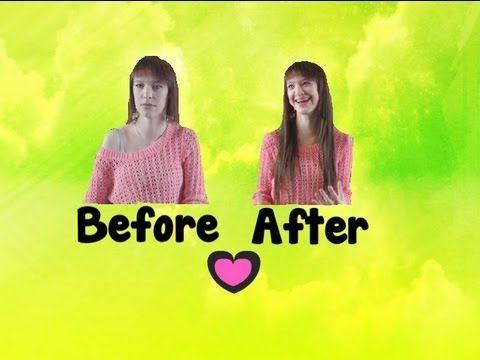 ▶ How To Make Short Hair LONG! - YouTube