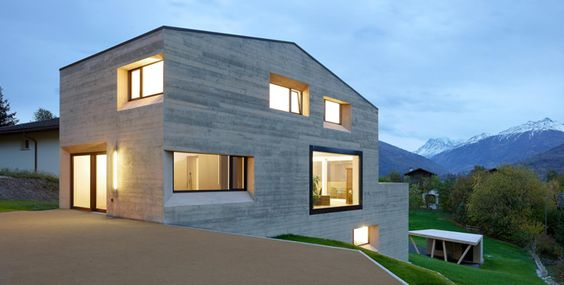 Casas prefabricadas de hormig n casas prefabricadas - Casas modulares barcelona ...