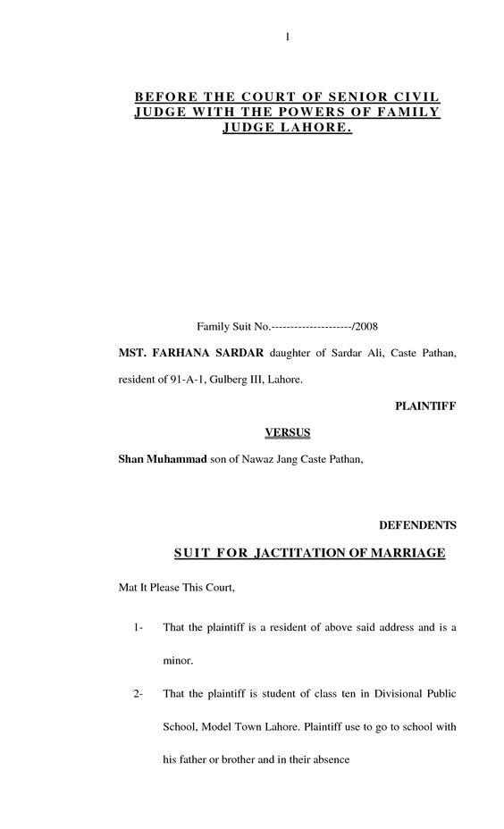 Affidavit Of Bona Fide Marriage Letter For Immigration Sample – Samples of Affidavit