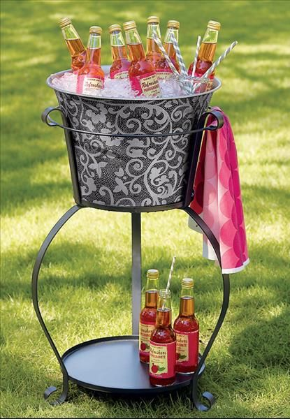 Would love to have this for my cookouts this summer! $145.96: Summer Picnic, Decor Ideas, Fun Cooler, Summertime Party, Cute Ideas, Bwp Party, Summer 145, Party Ideas, Summer Cookouts