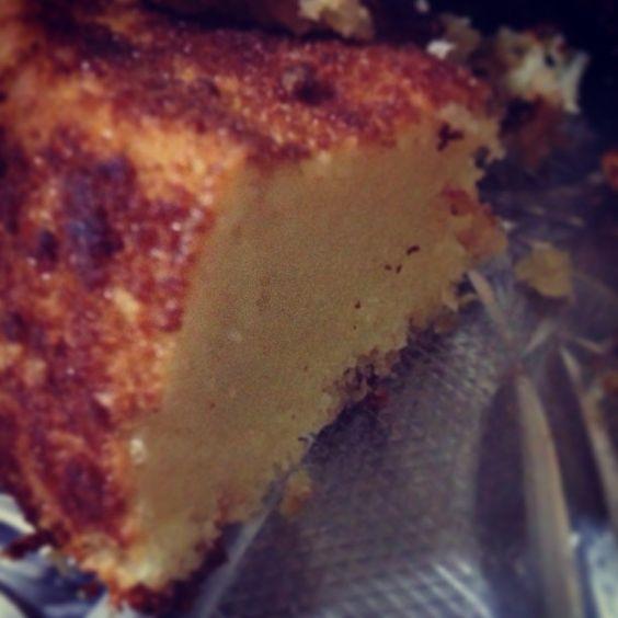 Vai um bolo queijo? Rs...