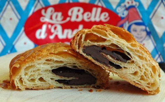 Choco-Croissants (in german)